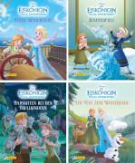 Nelson Mini-Bücher: Disney Eiskönigin 5-8, Taschenbuch, 20 Seiten