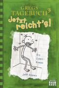 Gregs Tagebuch Band 3 - Jetzt reichts! Taschenbuch, ab 10 - 12 Jahre, 224 Seiten