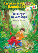 Loewe Das magische Baumhaus Junior - Verborgen im Dschungel, Band 6
