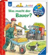 Ravensburger 32660 Wieso? Weshalb? Warum? Junior 62: Was macht der Bauer? - F17