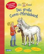 Das große Conni-Pferdebuch: mit Conni-Pony-Abenteuern von Julia Boehme - zum Mitmachen, zum lesen, mit Pferde-Wissen, ab 5 Jahre