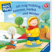 Ravensburger 31741 Kohl, Ich mag Frühling,Sommer, 24+m
