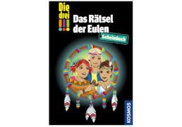 Kosmos Die drei !!! Das Rätsel der Eulen (Geheimbuch)