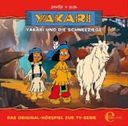 CD Yakari u.d.Schneeziege 2