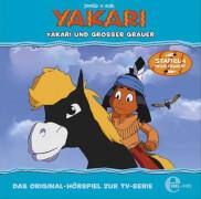 Yakari - Folge 28: Yakari und Großer Grauer (CD)