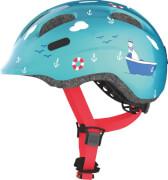 Abus Radhelm S 45-50 Smiley turquoise sailor