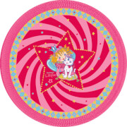 Neopren Frisbee Prinzessin Lillifee