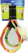 Outdoor active Jumbo-Schläger Set Neon mit Bälle, Länge 67 cm