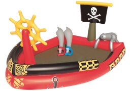 Spielpool Piratenschiff 190x140x96cm