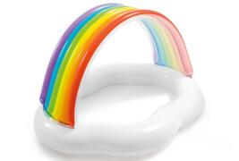 Baby Pool Rainbow, 142 x 119cm