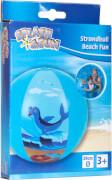 Splash & Fun Wasserball Beach Fun, # 29 cm