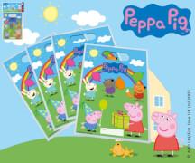 Peppa Pig Geschenkbeutel 6 Stück
