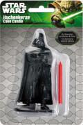 Star Wars Kuchenkerze Darth Vader ca. 10 cm