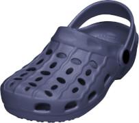 Playshoes EVA-Clog Basic, marine, Gr. 20/21