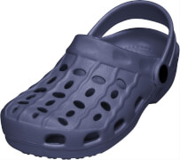 Playshoes EVA-Clog Basic, marine, Gr. 22/23