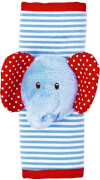 Die Spiegelburg - Gurtschoner Elefant, BabyGlück