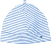 Die Spiegelburg - Geschenkset Mütze + Nickituch BabyGlück, hellblau