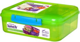 Sistema Bentobox mit Joghurtbehälter, 1,65 l