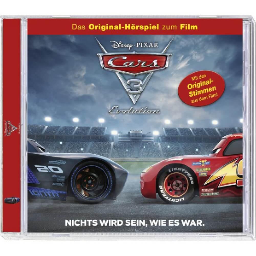 Cd Walt Disney Cars 3 515008 Jetzt Kaufen Online Vor Ort
